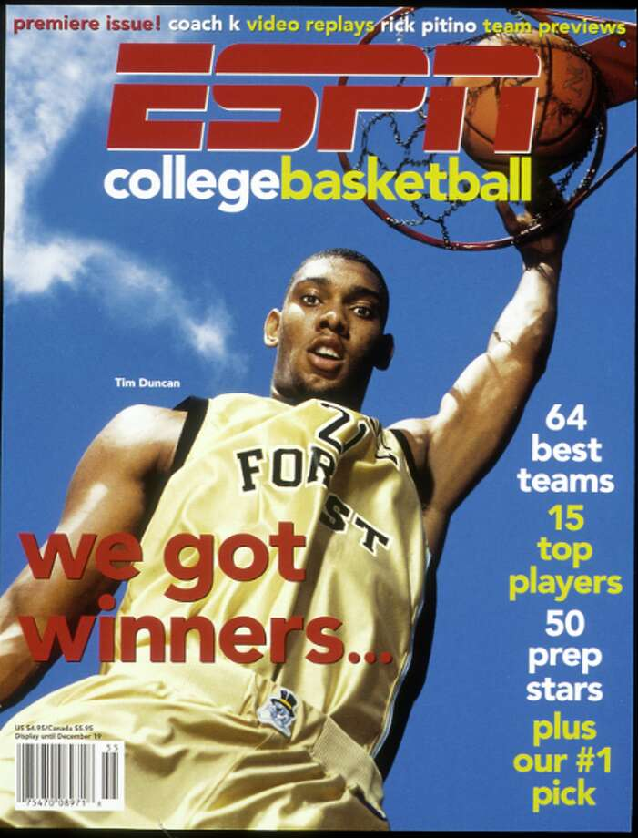 Espn Magazine Basketball