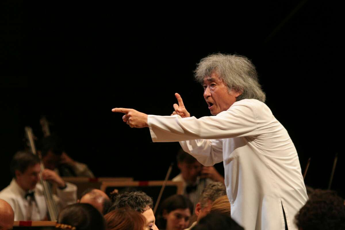 This summer Tanglewood welcomes back renowned conductor Seji Ozawa for the first time in 10 years.