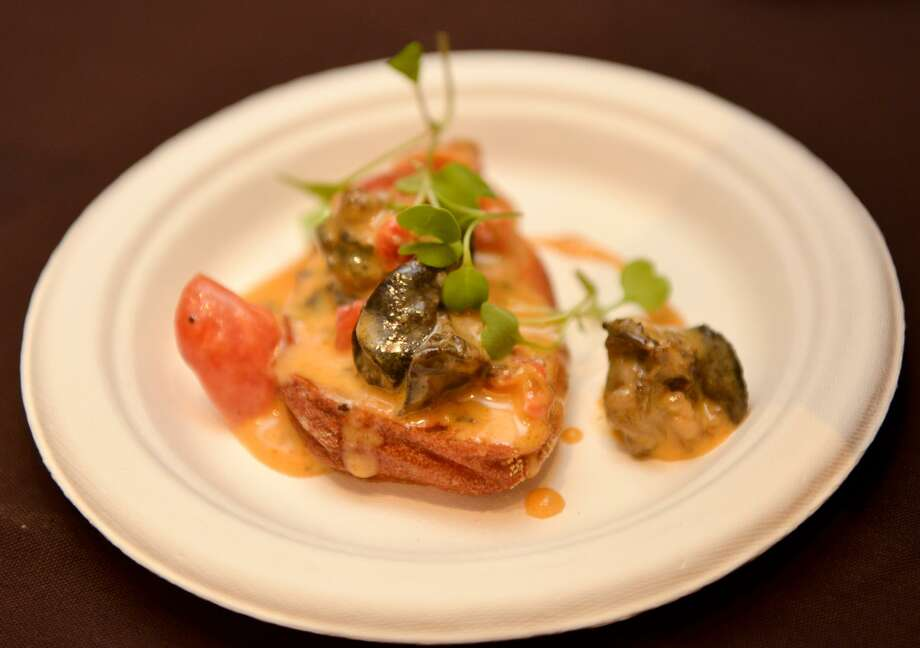 """The Fig Tree's Escargot """"Basque Style"""" was one of the top recipes of the year. Photo: Robin Jerstad /For The Express-News"""