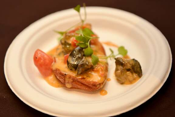 "The Fig Tree's Escargot ""Basque Style"" was one of the top recipes of the year."