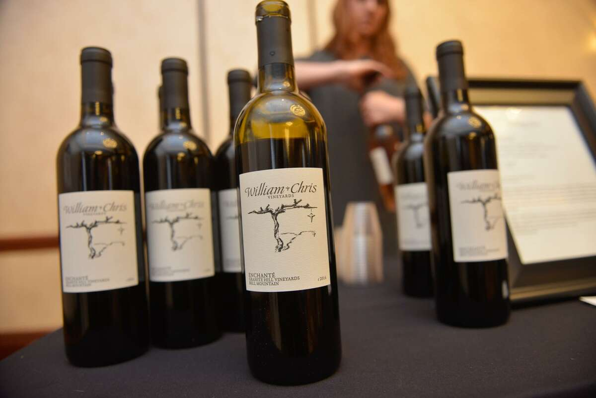 William Chris Vineyards was one of the participants at the Express-News Top 100 Dining and Drinks event at the La Cantera Resort.
