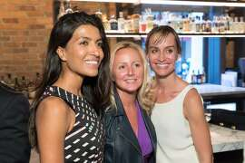 Leila Janah, Claire Lee, Adrienne Bragdon