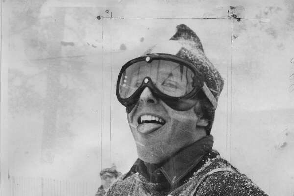 Billy Kidd during  the World Cup ski championship at Squaw Valley,   Photo ran 03/04/1969. p. 48