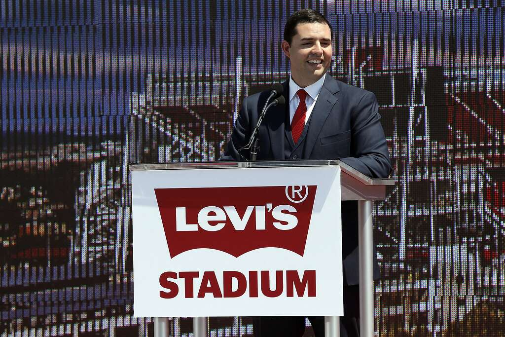 Image result for levi's stadium images jed york