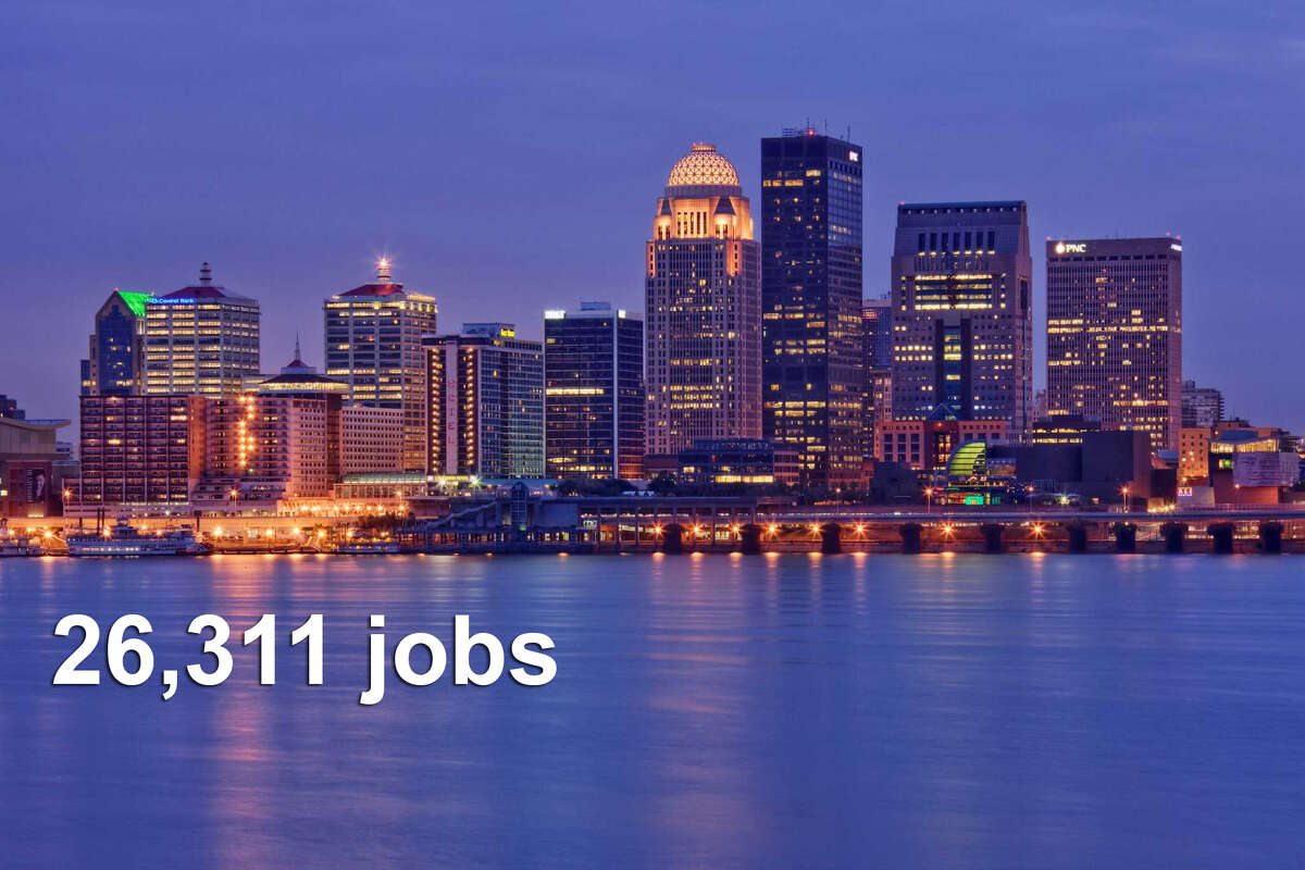 18. Louisville, KYMedian base salary: $54,000 Median home value: $137,500