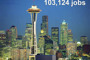 3. Seattle, WA   Median base salary:  $85,000  Median home value:  $382,700