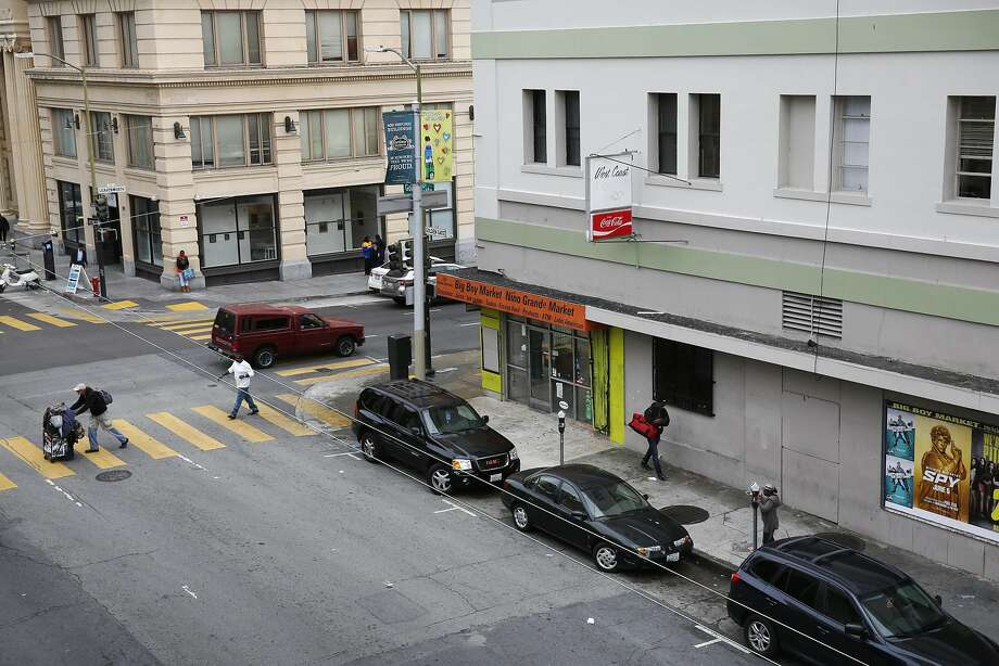 826 Valencia writing center is opening a branch at Golden Gate Avenue and Leavenworth Street for kids in the Tenderloin. Photo: Leah Millis, The Chronicle