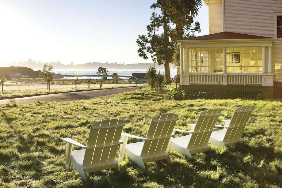 Marin County S Most Intriguing Inns Sfgate