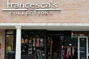 Exterior of Francesca's an apparel and accessories chain at 6514 Woodway Drive, Wednesday, March 26, 2014, in Houston.  ( Karen Warren / Houston Chronicle  )