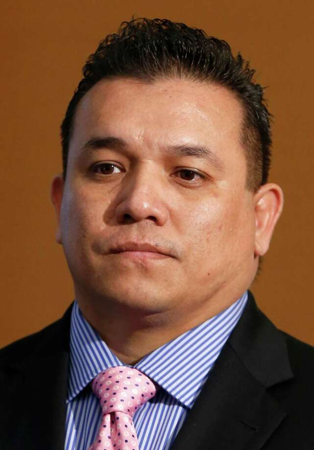 Willie Ng, Jr., seen in a Nov. 18, 2014, photo, is chief investigator in the district attorney's office under Nico LaHood. Photo: William Luther, Staff / San Antonio Express-News / © 2014 San Antonio Express-News
