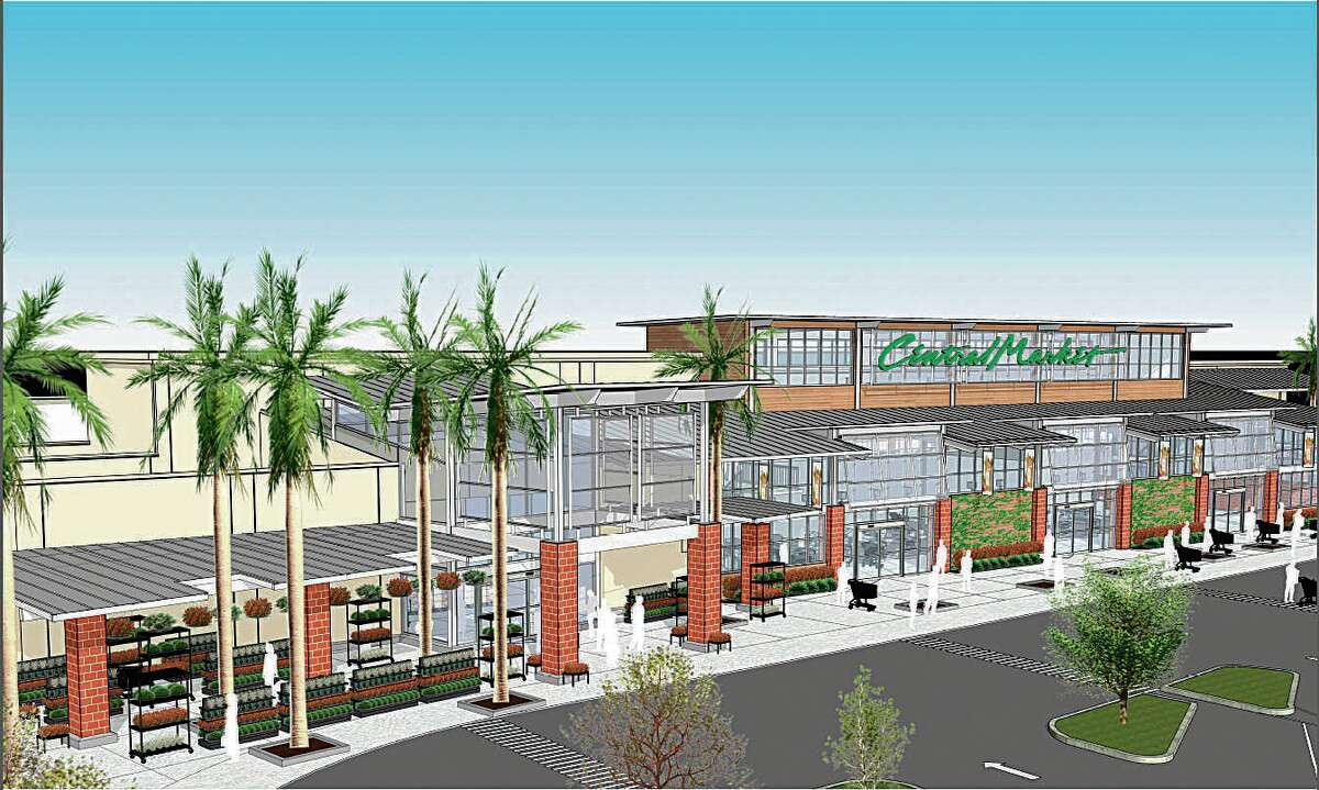 Houston's Central Market, at 3815 Westheimer, is one of nine Central Markets in Texas. It will get expanded produce and dairy areas, among other improvements.