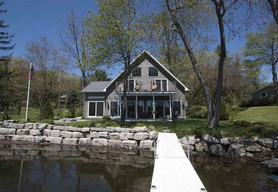Click through the slideshow to view some new real estate listings. $515,000. 17 Perry Way, Sand Lake, NY 12018. View listing. Photo: CRMLS