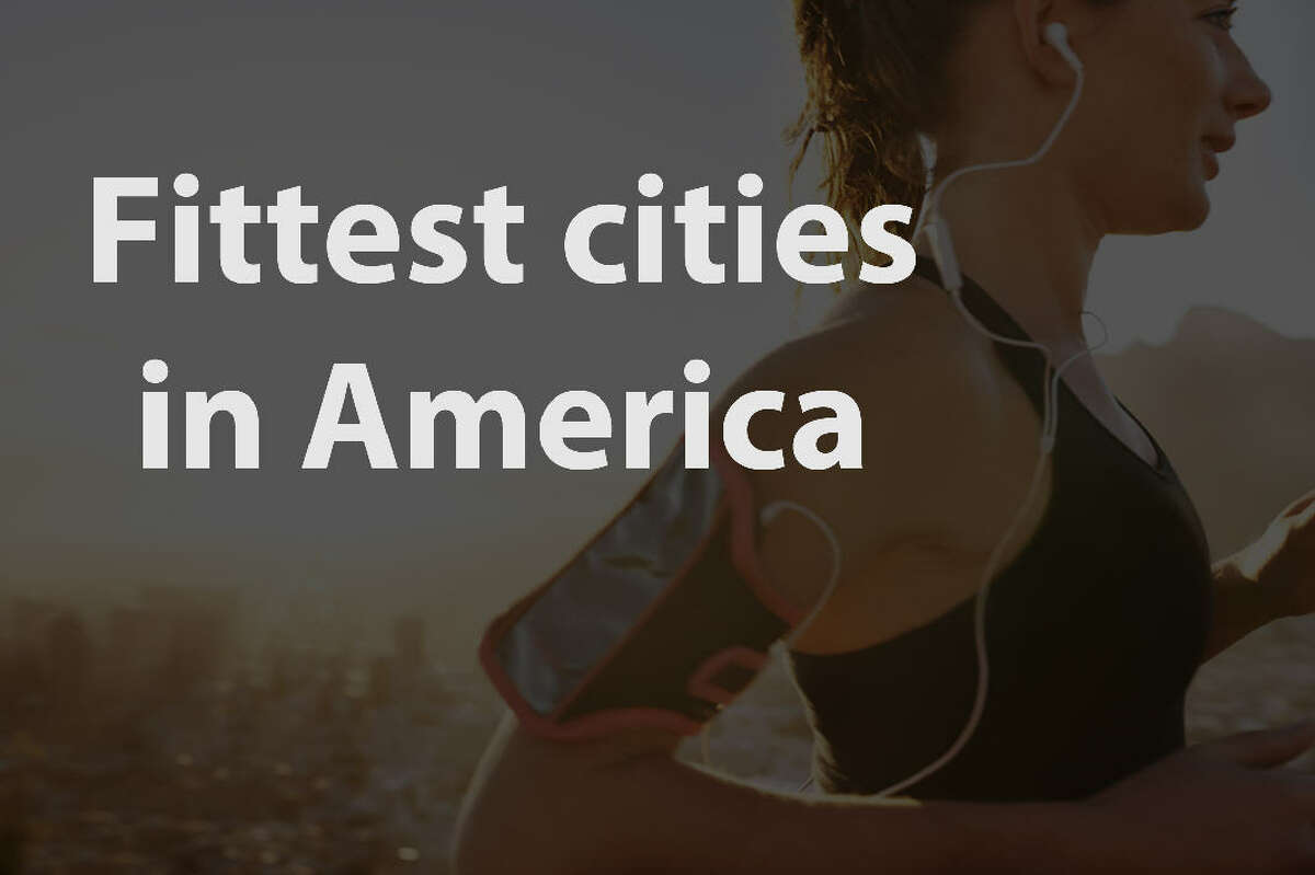 Click the gallery to see the most and least fit cities in America, according to the American Fitness Index.