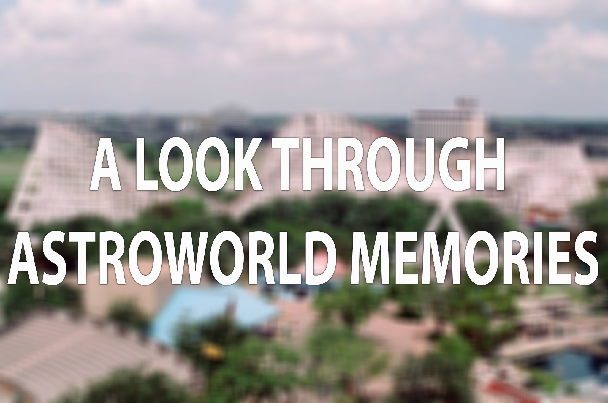 Astroworld Closed Down 10 Years Ago This Week Houston