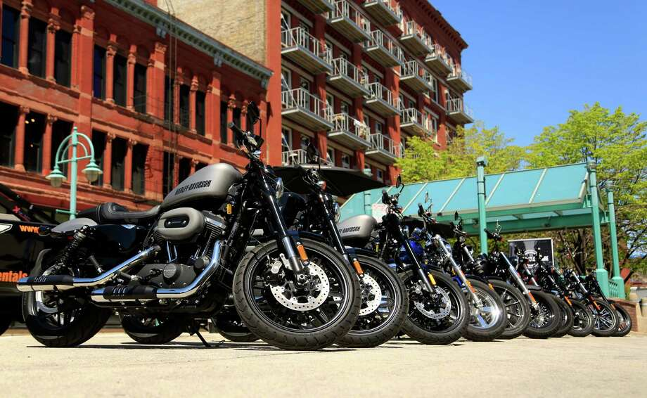 A new report shows that the number of people killed in motorcycle crashes went up nationwide between 2014 and 2015, but declined in Connecticut. Click through to see the states where motorcycle deaths increased and those where they decreased. Photo: Darren Hauck / Associated Press / AP Images