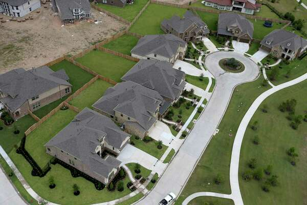 """The Bridgeland community is in Cypress. """"It's amazing how resilient the housing market in Houston is right now,"""" an economist says."""