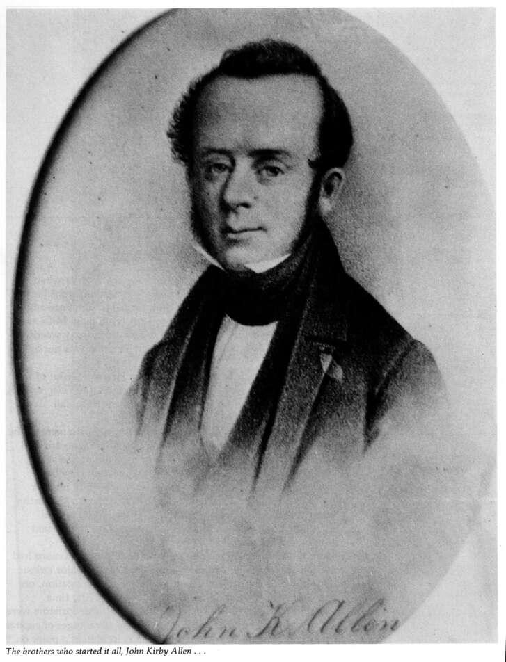 John Kirby Allen.