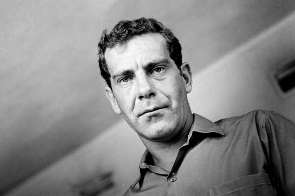 NEW YORK - DECEMBER 5: Portrait of Morley Safer.  Image dated December 5, 1966.  (Photo by CBS via Getty Images)
