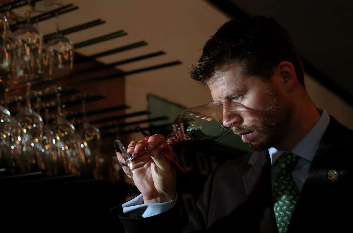 David Keck, wine director at Camerata, is co-founder of the Houston Sommeliers Association.