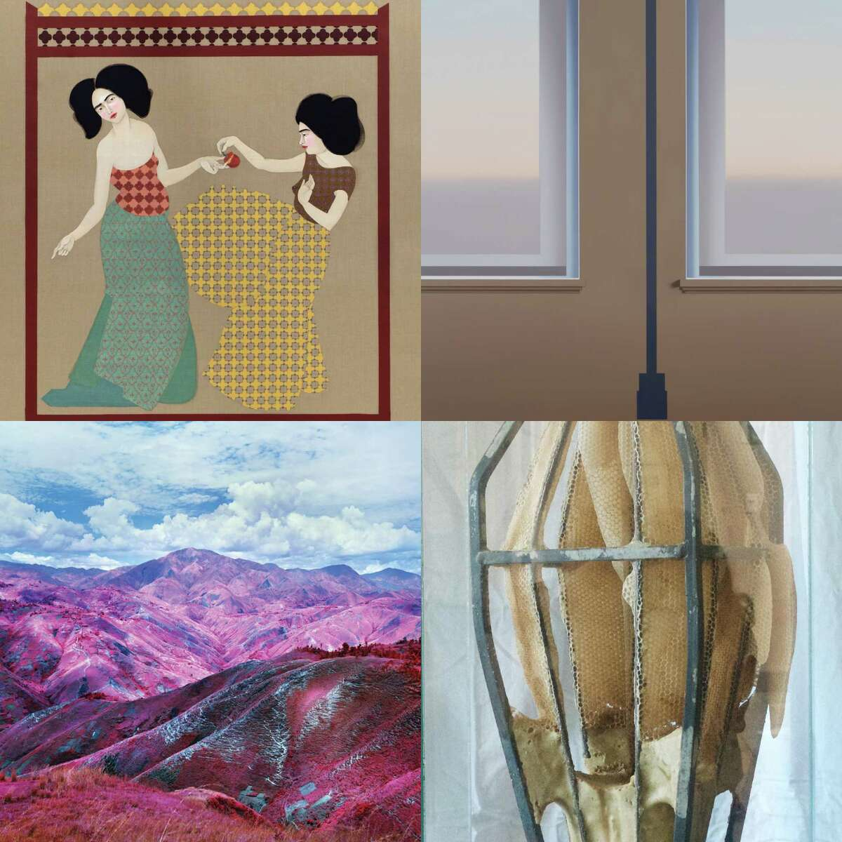 PIERRE DORION, HAYV KAHRAMAN, RICHARD MOSSE, and GARNETT PUETT: A Change of Place: Four Solo Exhibitions, The School | Jack Shainman Gallery, Kinderhook, NY, May 22 - September 2016. Courtesy of Jack Shainman Gallery