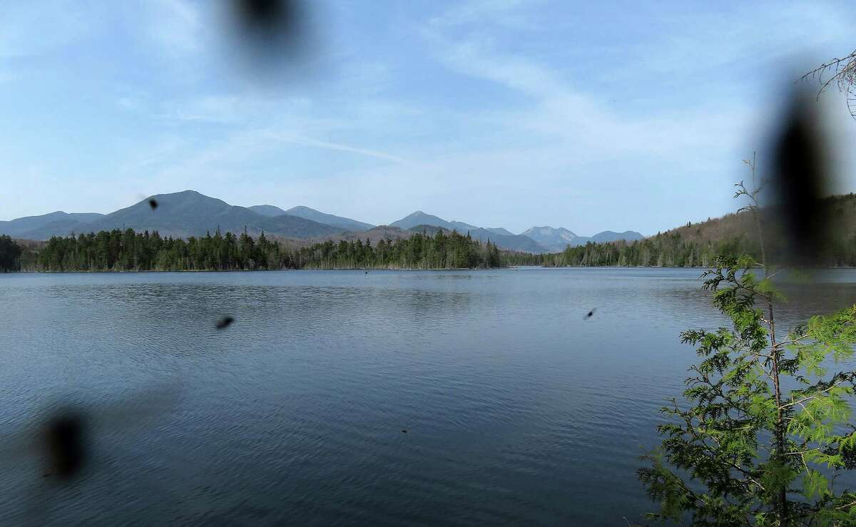 But, as any experienced Adirondack hiker will tell you, be prepared for the bugs. (Herb Terns / Times Union)