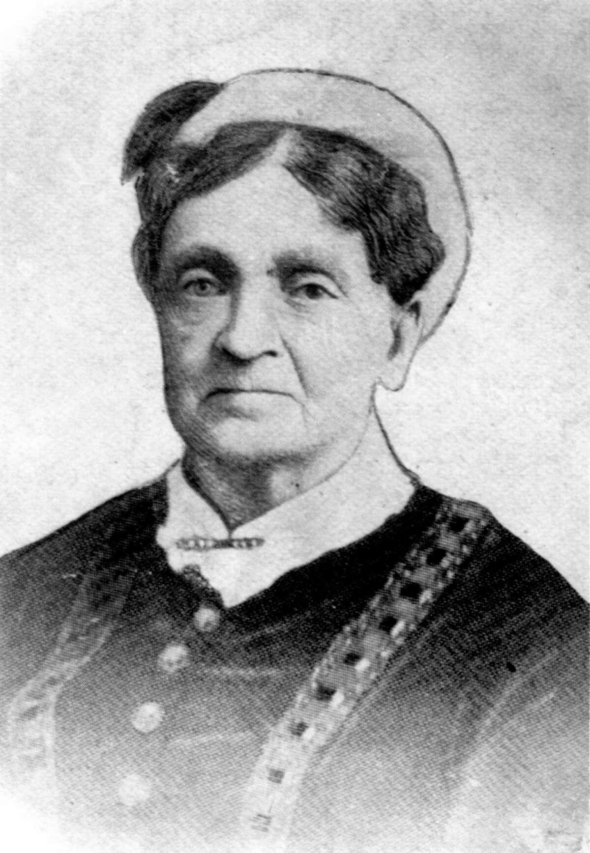 Charlotte M. Allen, wife of Augustus Allen