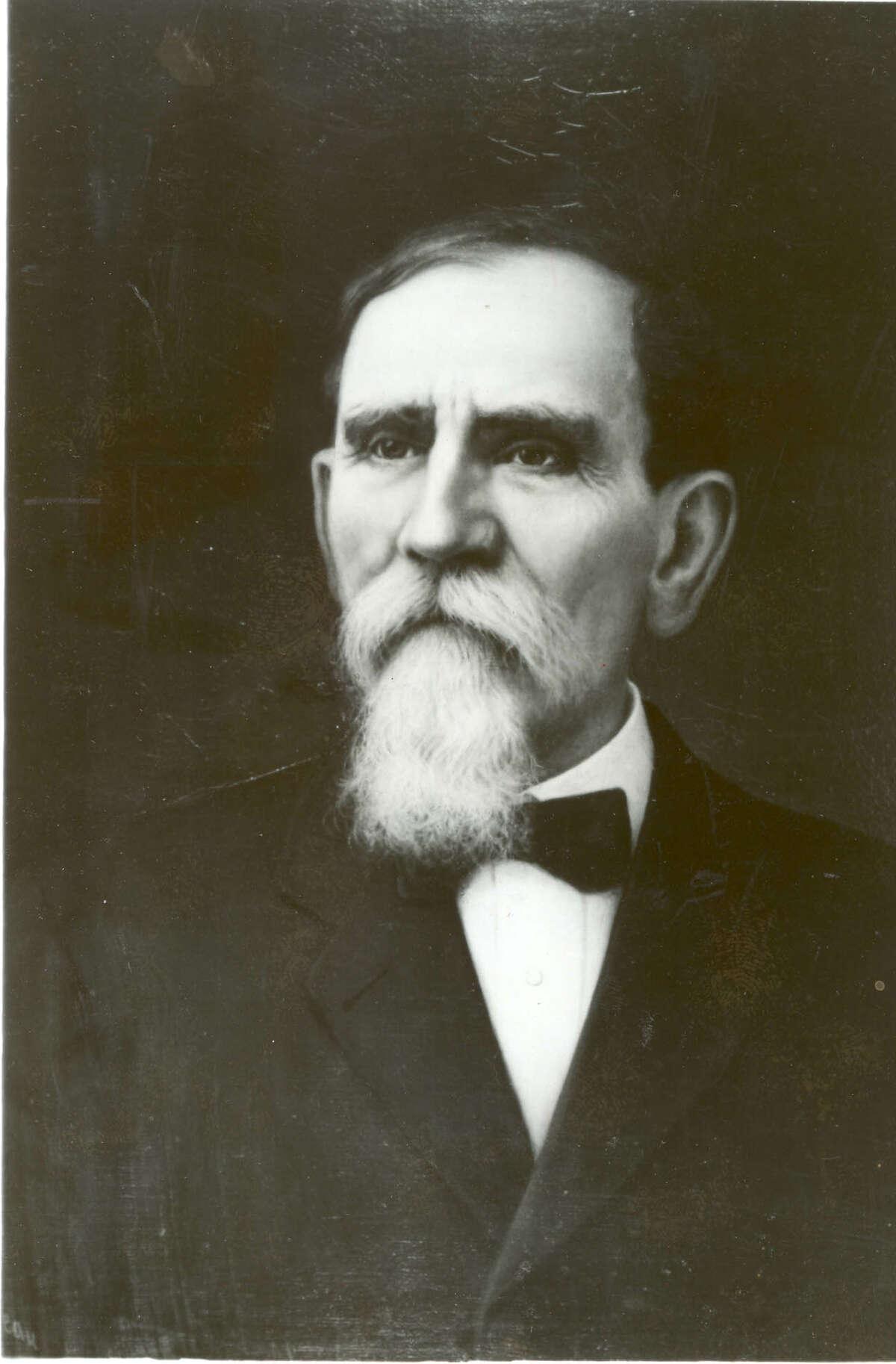 Philanthropist George Hermann gave Houstonians Hermann Park and what is now Memorial Hermann Hospital -- Texas Medical Center.