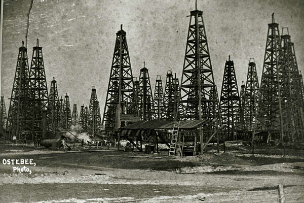 De Soto to Spindletop: How oil birthed modern Houston