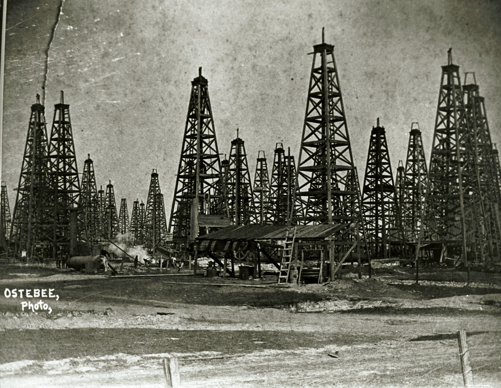 De Soto To Spindletop How Oil Birthed Modern Houston