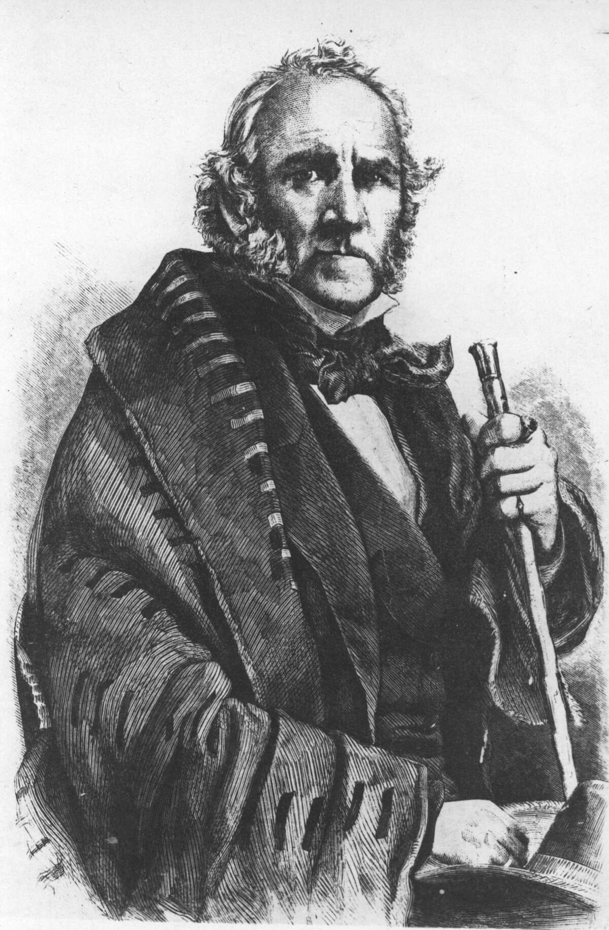 Pro-annexationFact : The first president of the Republic of Texas, Sam Houston encouraged U. S. annexation of Texas throughout the Republic's nine-year history.