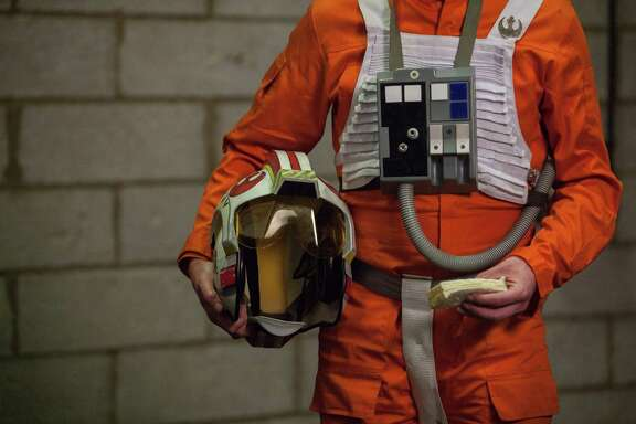 """The unsung bit players from """"Star Wars"""" are the stars of the documentary """"Elstree 1976."""""""
