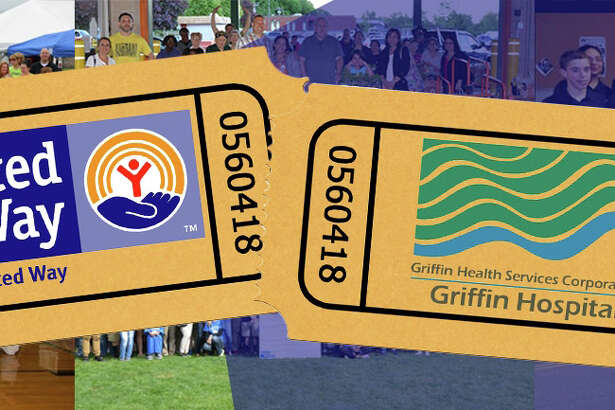 Griffin Hospital is hosting a raffle for $1,000 worth of gift cards to the SportsCenter of Connecticut in Shelton to benefit the United Way.