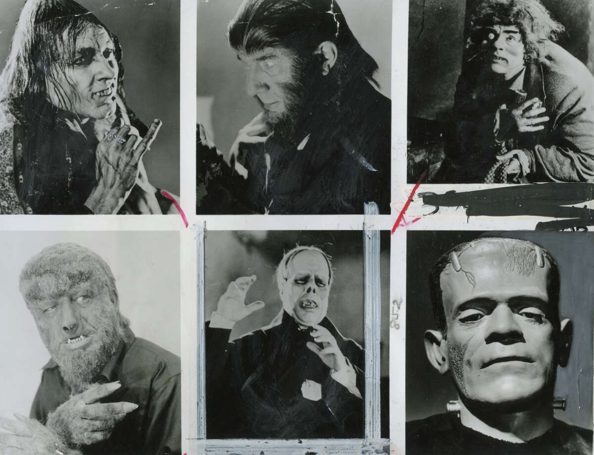 Information provided on photo: How well do you know your monsters? These are six of the most famous monsters in screen history who are among fiends covered in