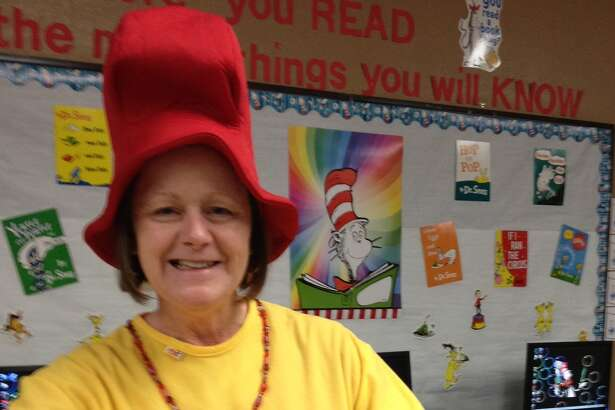 Sharon Kaye Wilbanks often dressed up in costumes for theme-days at Harmony Elementary School.