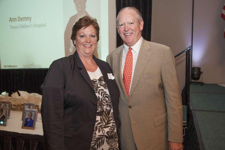 Salute To Nurses 2016 Awards Photo: Houston Chronicle