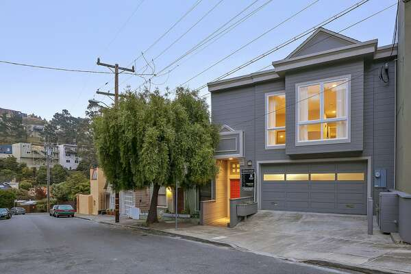 51 Arbor St. in Glen Park is an expansive luxury home available at $2.649 million.