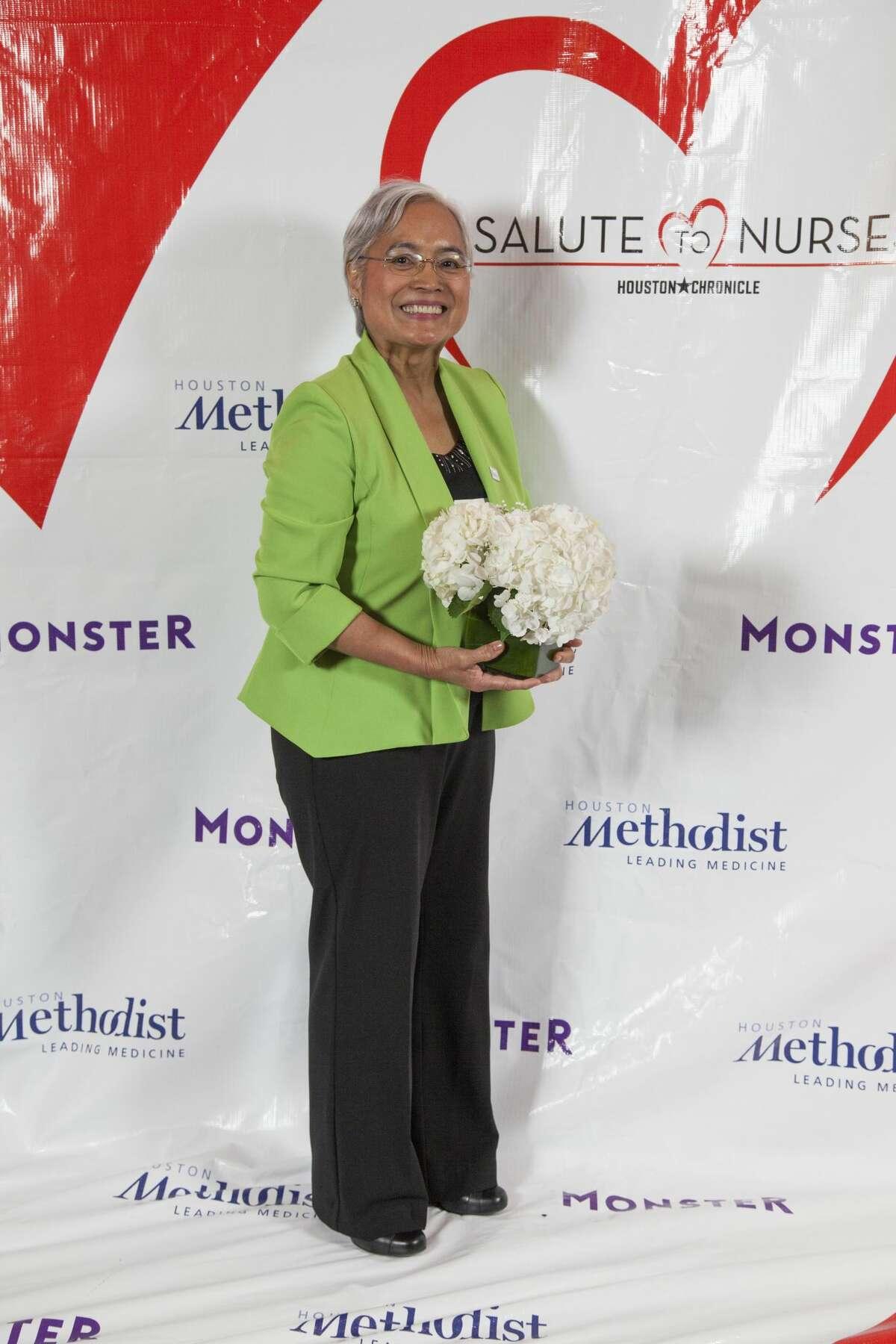 Salute To Nurses 2016 Attendees