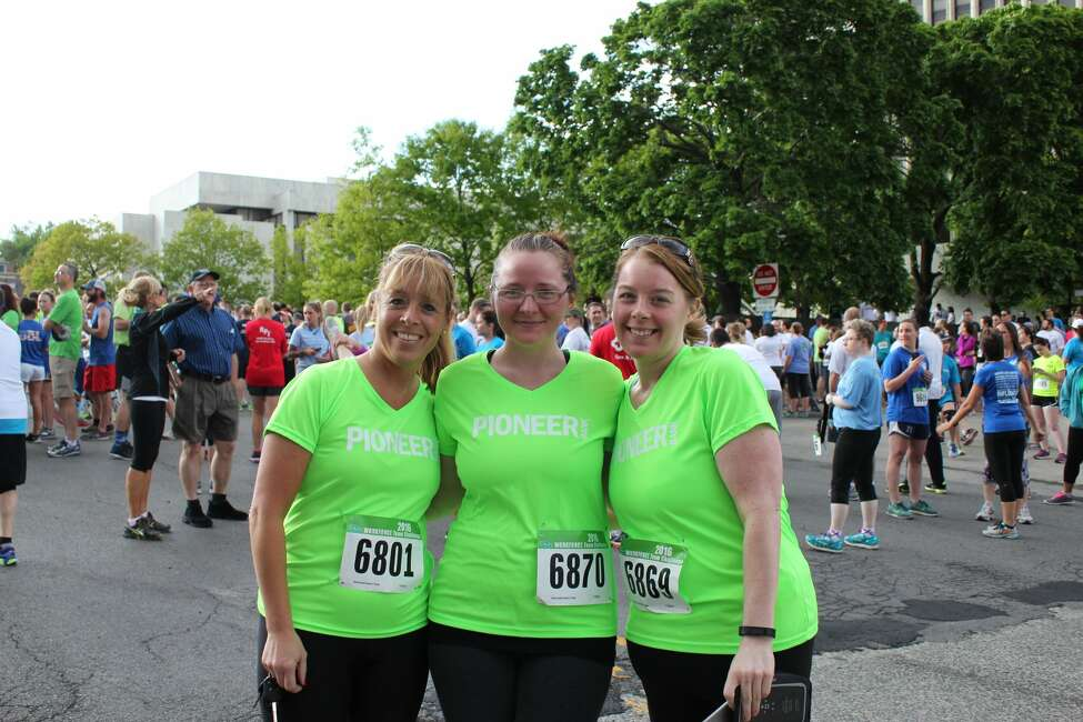 Were you Seen at the CDPHP Workforce Team Challenge at the Empire State Plaza in Albany on Thursday, May 19, 2016?