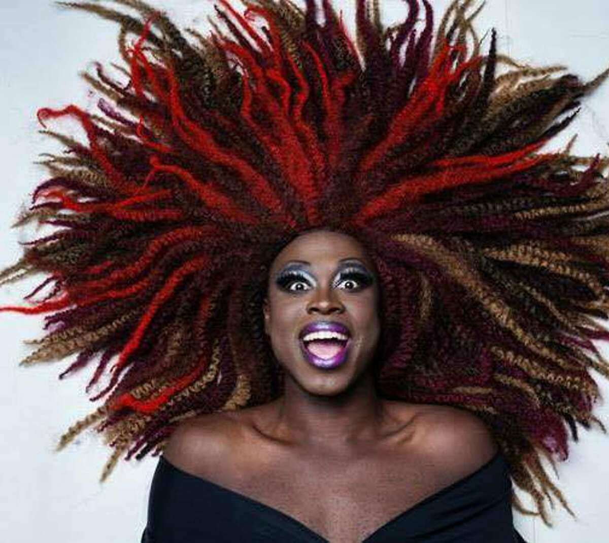 Bob the Drag Queen, winner of Season 8 on RuPaul's Drag Race, will perform at the Drag Queens of Comedy in San Francisco on May 28. His first drag name was