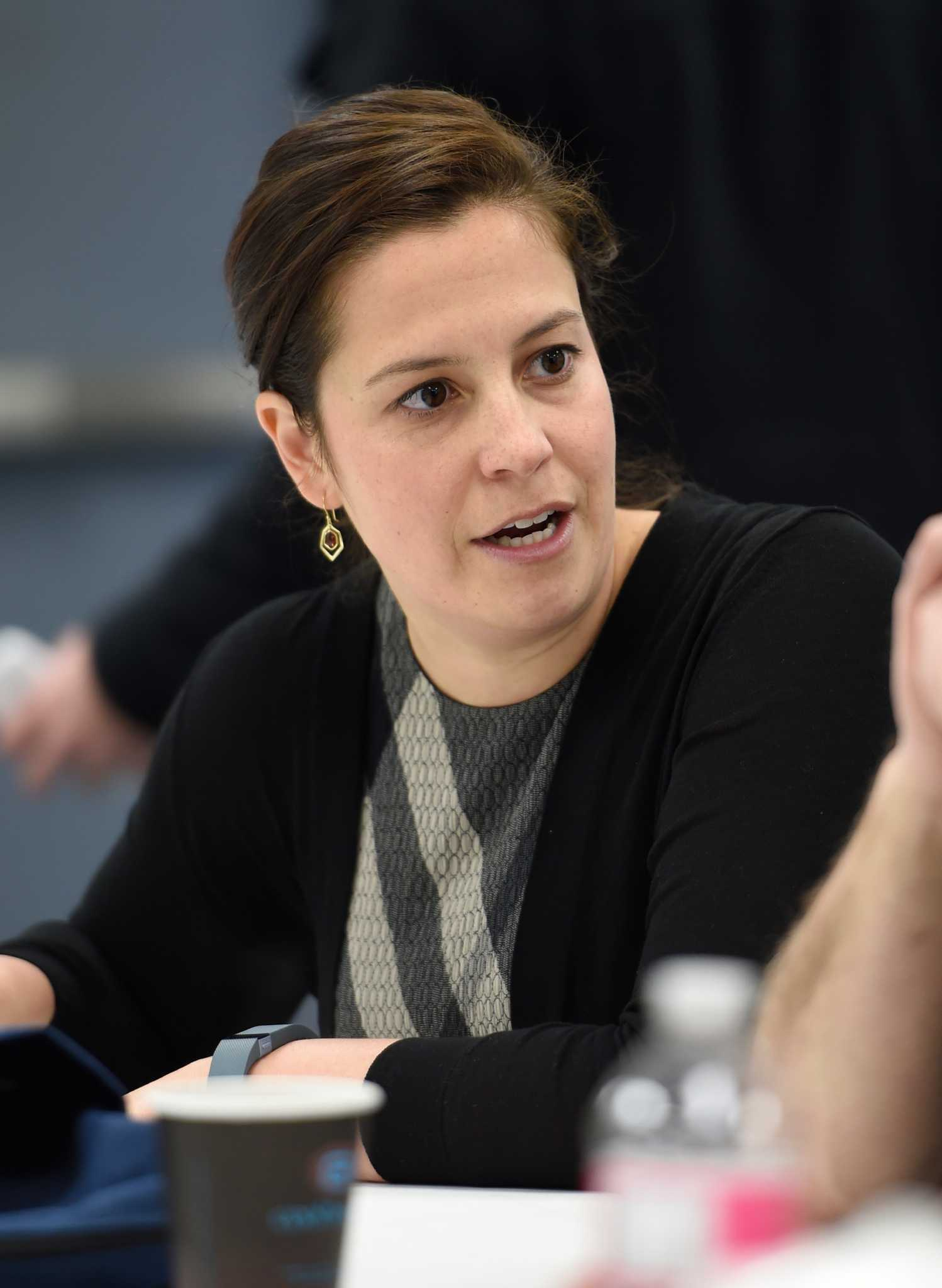 Stefanik stands up for Fort Drum renewables plant - Times Union