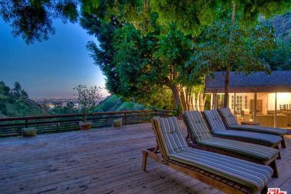 Salma Hayek is leasing her Hollywood Hills home for $11,000 per month.