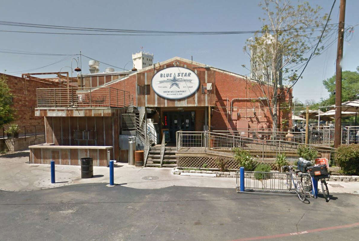 Blue Star Brewing Co & Provisions: 1414 Alamo St S. #105, San Antonio, Texas 78204Date: 05/16/2016 No. of violations: 10Highlights: Food contact surfaces not clean to sight and touch, employees did not wash hands properly prior to donning gloves, packaged foods did not have consume-by date