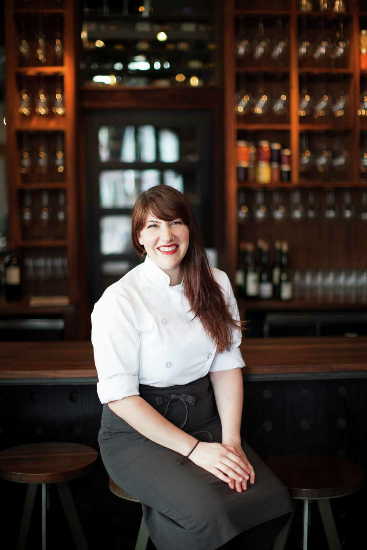 Victoria Dearmond, Underbelly pastry chef, has been named a semifinalist for 2016 Eater Young Guns, which recognizes new talent under age 30 in the food and beverage industry.