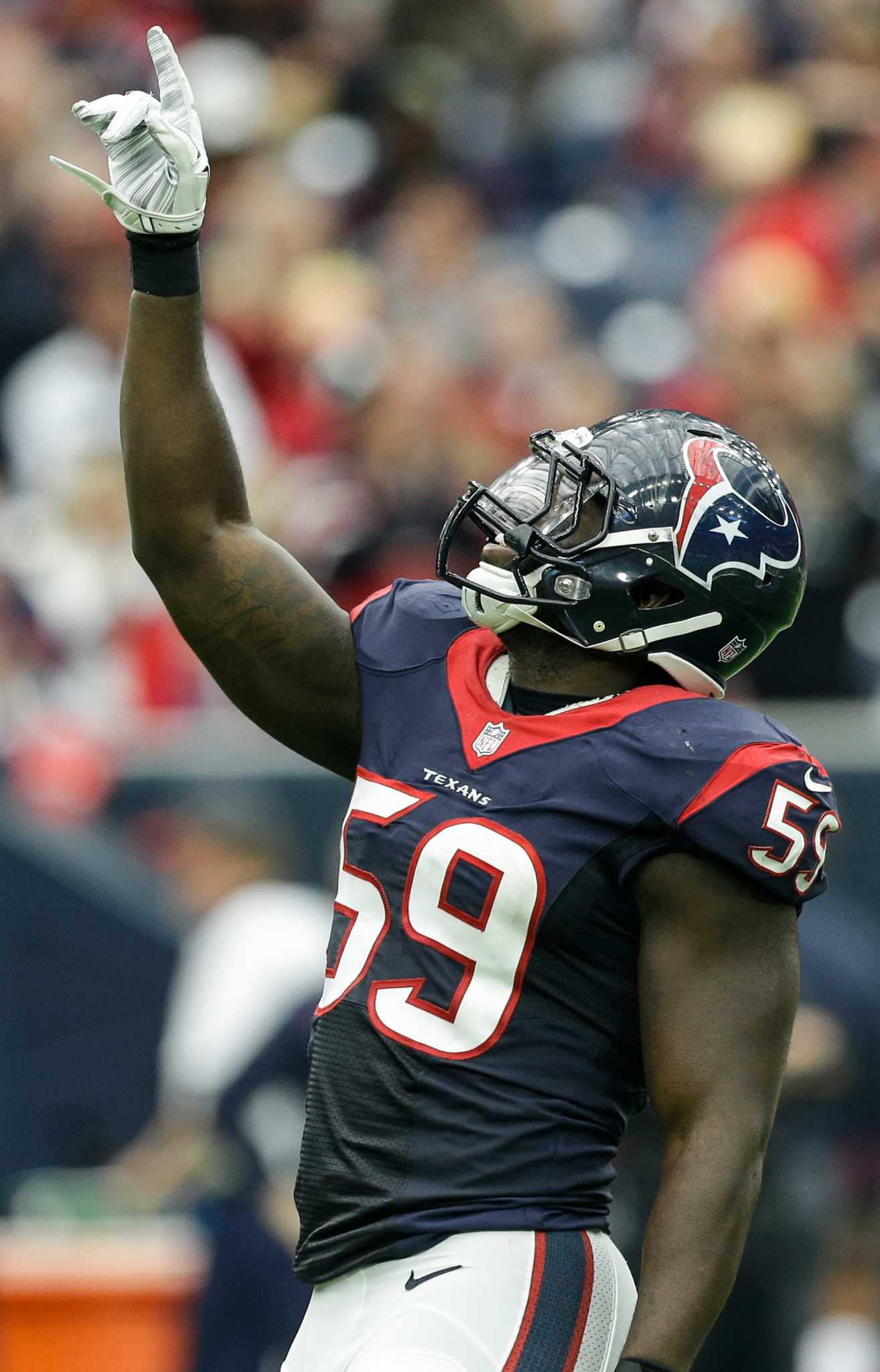 College roommates Whitney Mercilus Jeff Allen reunited with