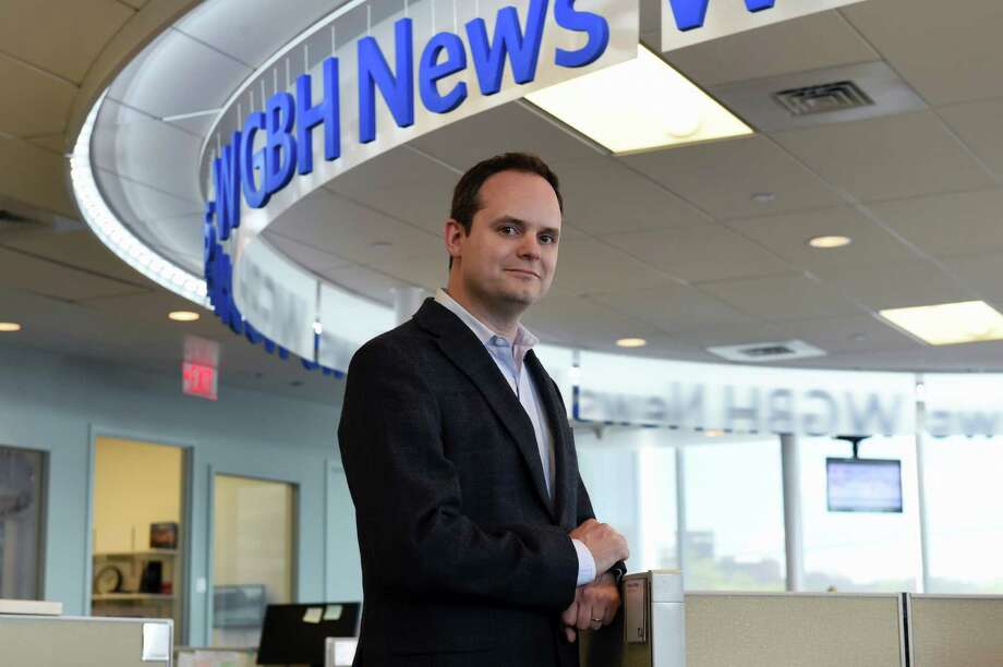 WGBH News reporter Craig LeMoult was awarded a regional Murrow Award in the Radio/Audio category. Photo: Meredith Nierman / Contributed / WGBH