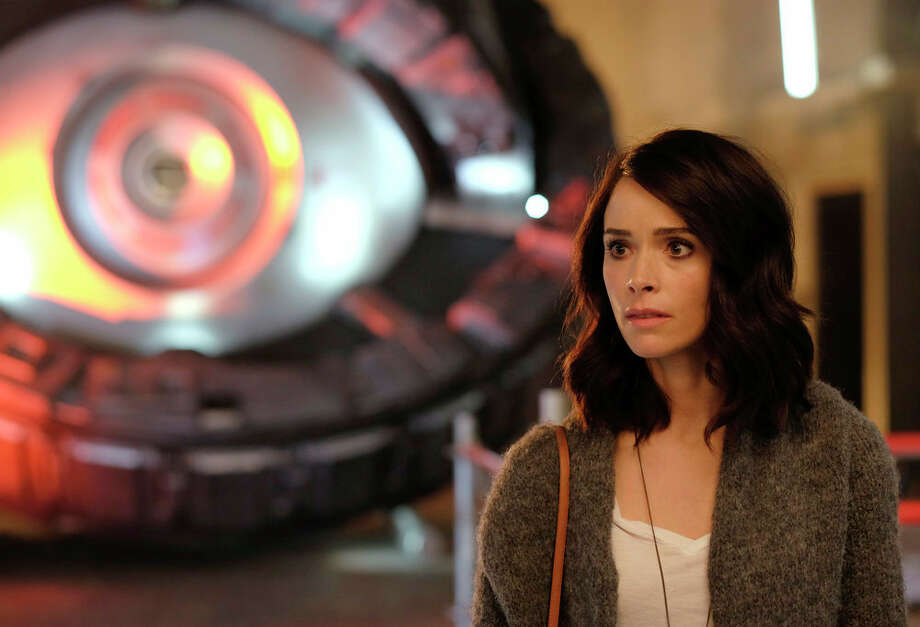 TIMELESS: Abigail Spencer plays a history teacher, one of a trio of protagonist, who attempt to save the world from a dangerous villain with a time machine, who aims to tamper with American history.  One episode will take them back to just days before the Battle of the Alamo. Watch the trailer here. Photo: NBC, Joe Lederer/NBC / 2016 NBCUniversal Media, LLC