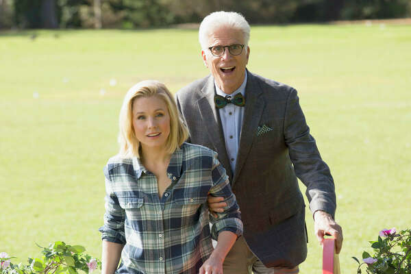1. THE GOOD PLACE: The bottom line is, I'm going to be excited about whatever show Mike Schur, creator of Parks and Recreation, Brooklyn Nine-Nine and cousin of Dwight Schrute, creates. And this high-concept comedy about a woman who is mistakenly let into heaven, looks quirky, sweet and smart -- and unlike anything else in a TV season awash with cop dramas and time travel series. Watch the trailer here.