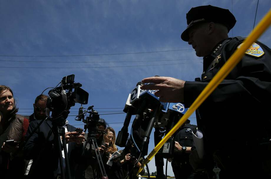 As police chief, you'll have to be ready to interact with all kinds of people.  Photo: Leah Millis, The Chronicle