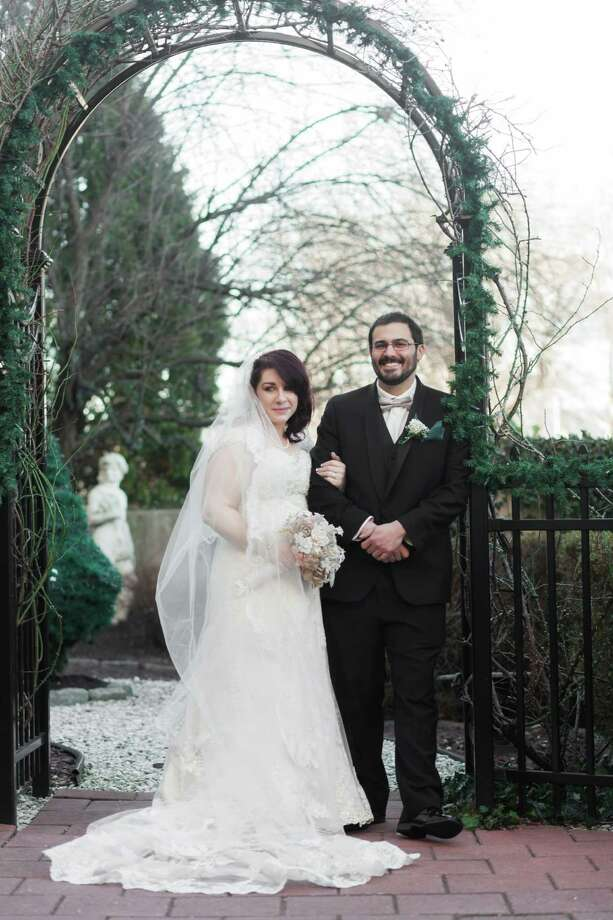 Christina Renee LeRoy and Stephen Francis Casey. Photo: Contributed
