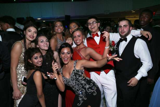 Shelton High School seniors celebrated their senior prom night at the Matrix Conference Center in Danbury on May 14, 2016. Were you SEEN?